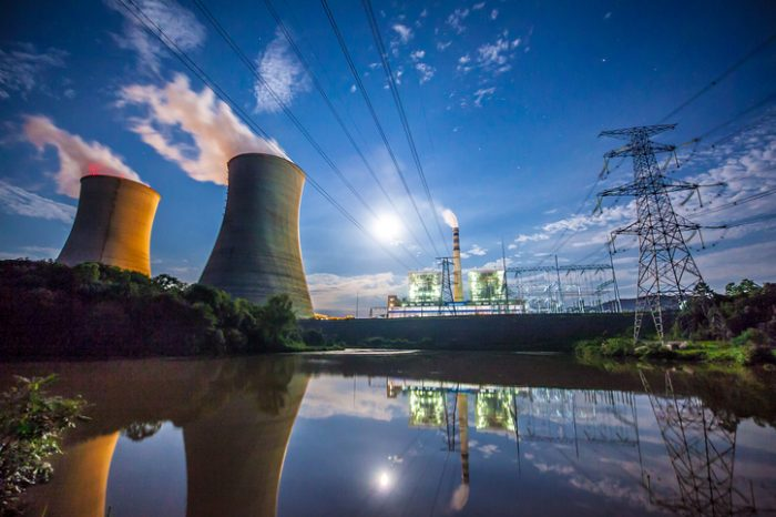 UK government considering nuclear plant involvement