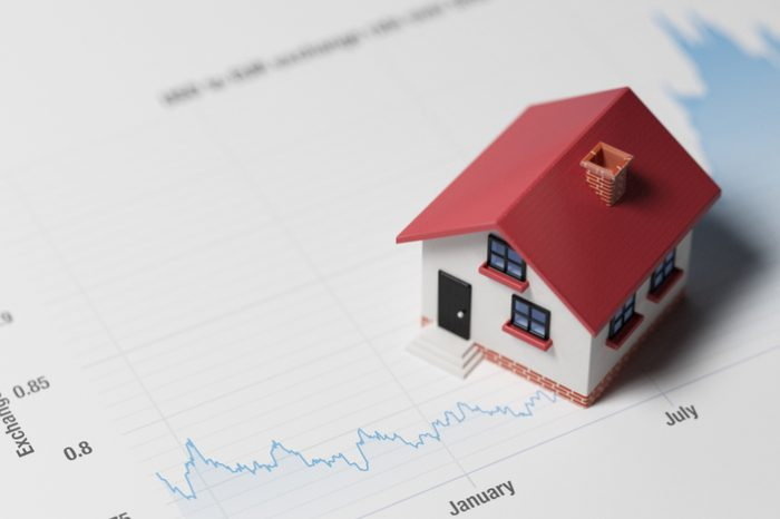 Property prices in Scotland surging to record levels