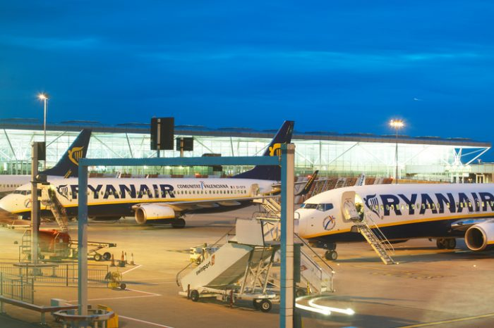 Ryanair crew threatening to join pilots in striking