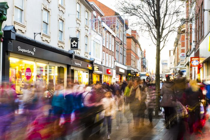 Retail expert claims high streets must re-fashion to survive