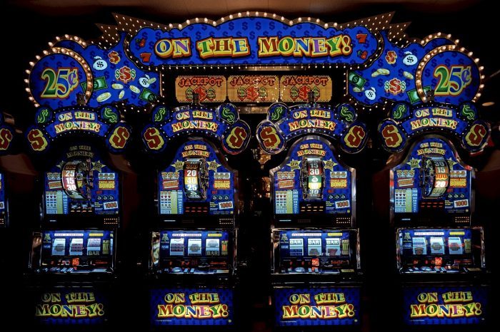 10 Types Of Slots Games Available Online