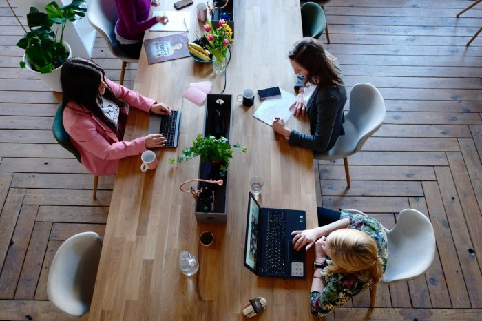 Women in business – getting a foothold