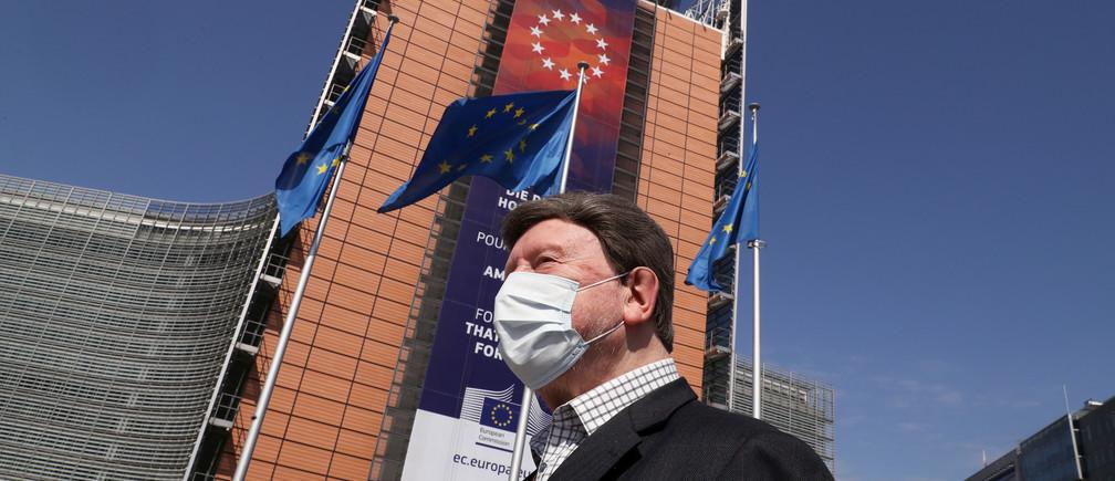EU's COVID Plan Rescue Worth Half Trillion Euros