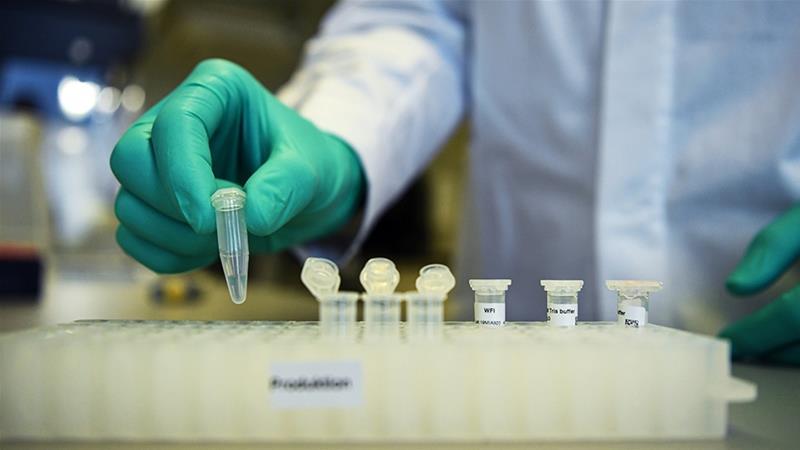 Positive Corona Drug Trials