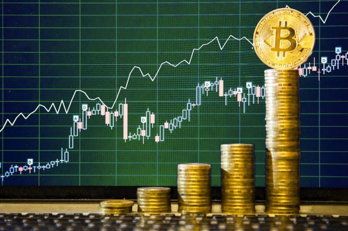 Bitcoin, Stock Market Shows Inverse Movements