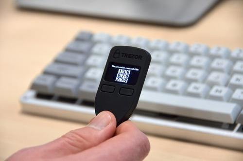 how to operate with trezor wallet