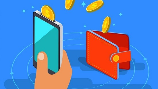 how to send payments from a wagecan wallet