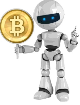 what is bitcoin robot