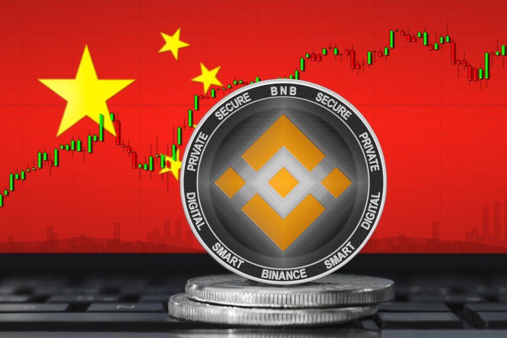 Binance Enters Domain Name with Chinese Supervision