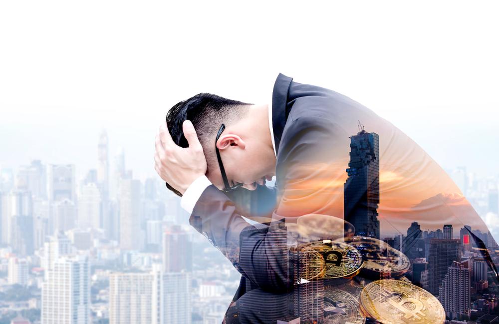Bitcoin Uncertainty at Record High as Investors Fear Market Crash