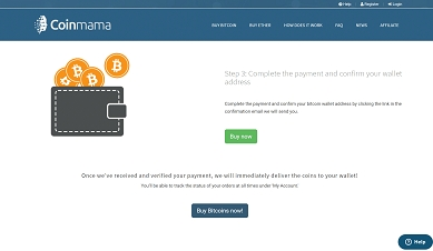 Coinmama buy cryptocurrencies