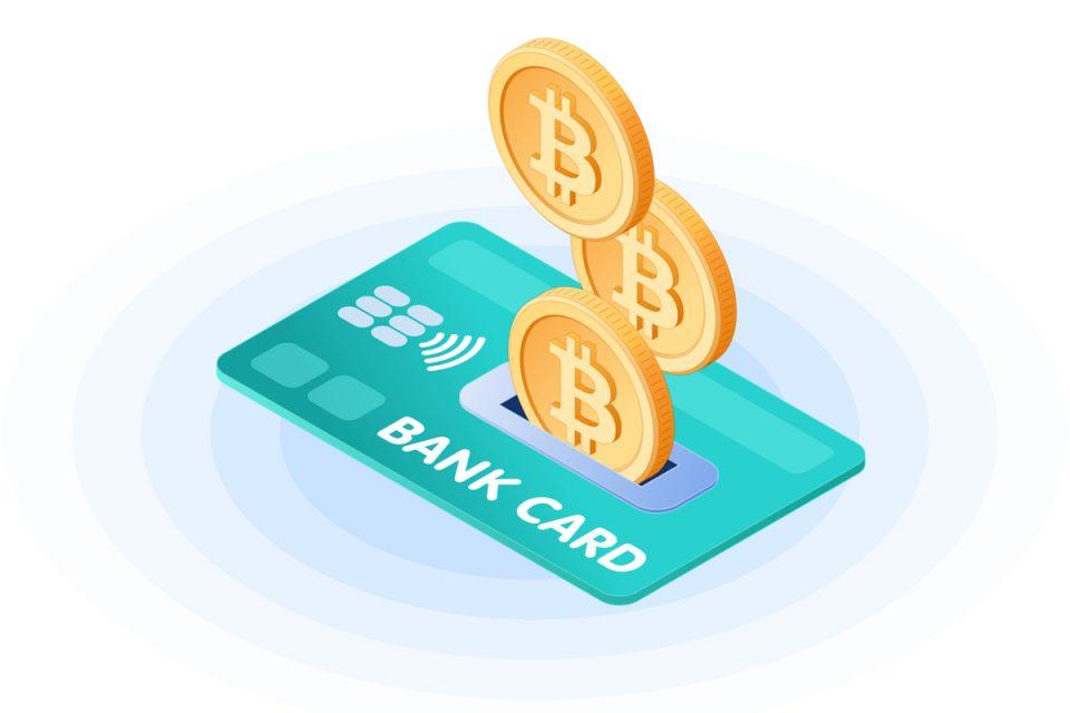 Debit Card Allows Spending Crypto as Cash