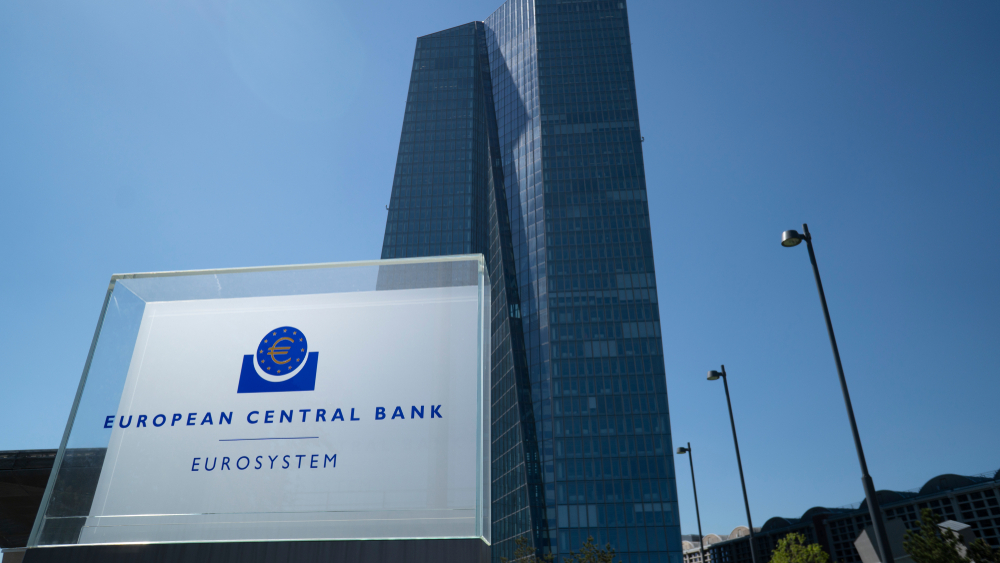 ECB Lending European Banks Negative Interest Rate