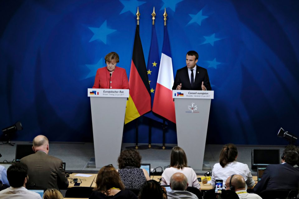 French-German Alliance For European Union Economic Recovery Fund Proposal
