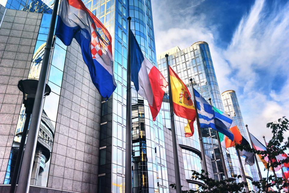 Pandemic Causes Splitting Economy For EU Banks