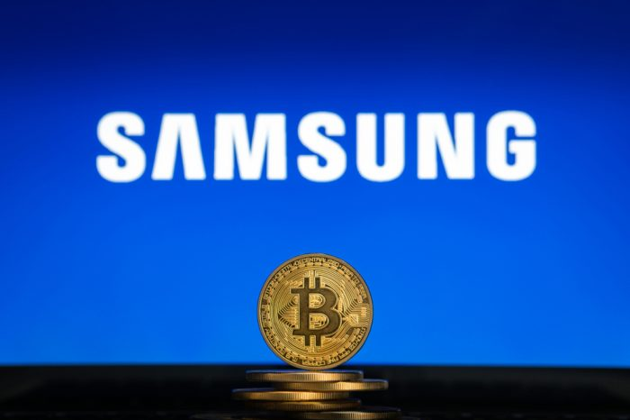 Samsung Expands Bitcoin Support on its Smartphones