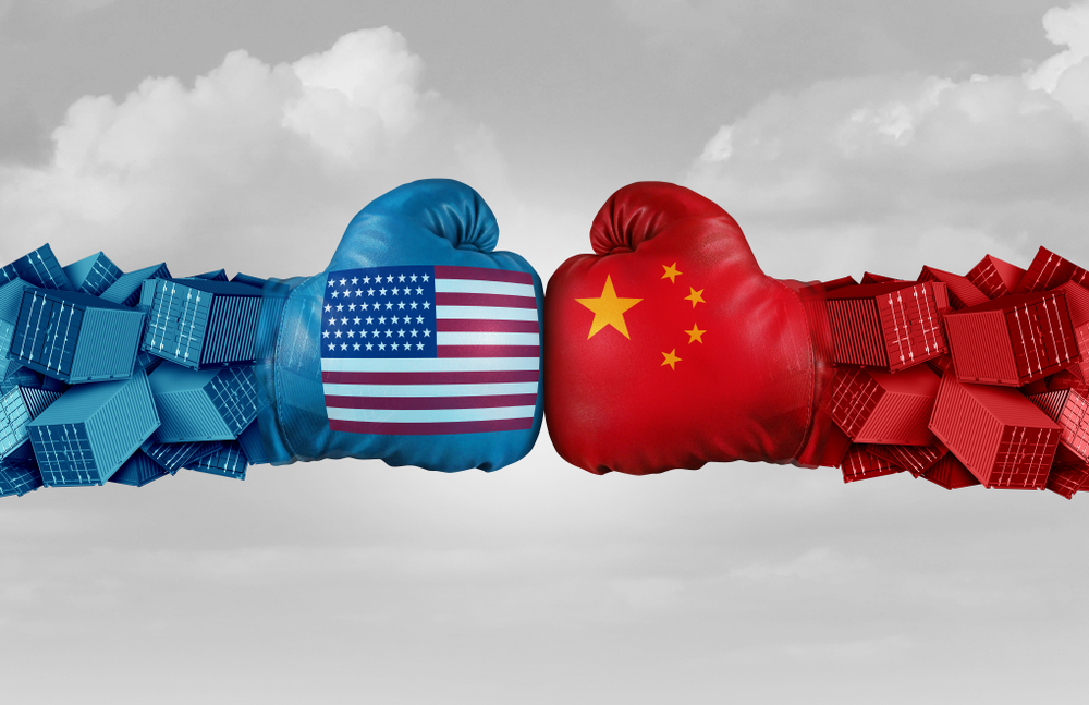 US-China Trade Tensions Re-Escalates, Global Economy Week Ahead