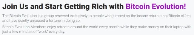 bitcoin evolution how to make money