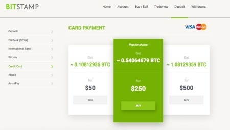 bitstamp account deposit