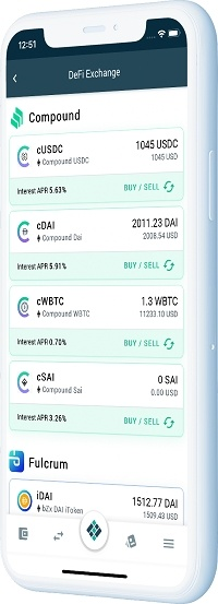 eidoo wallet send currencies