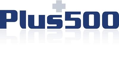 plus 500 logo