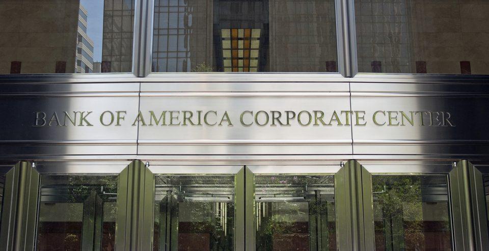 Bank of America Commits 1 Billion usd Funding For Economic