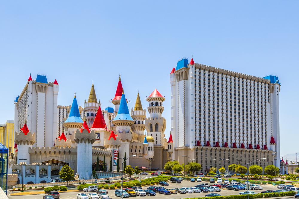 Excalibur Hotel-Casino In Las Vegas Resumes Business On June 11