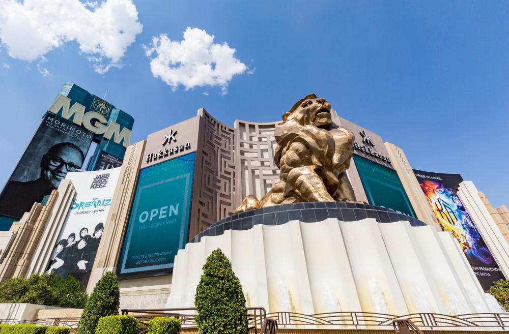 Las Vegas Online Vacation Rental Booking Surge