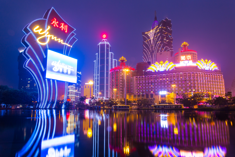 Macau Casinos and Malls Show Sign of Life As Shoppers Start To Return
