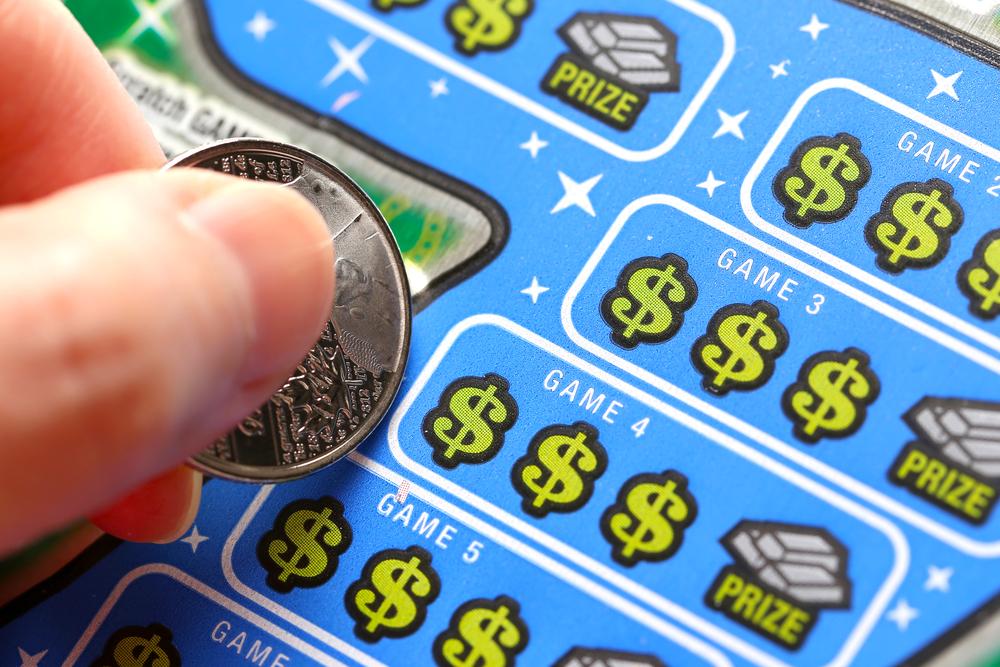 Tutcho Wins Lottery Worth 55 Million Dollars