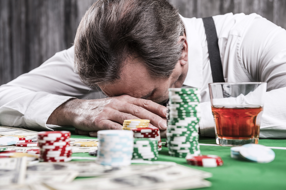 gambling problems
