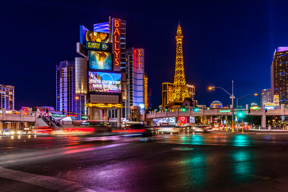 Las Vegas' Bally's Hotel & Casino