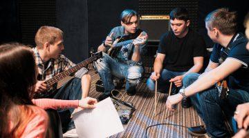 Youth Music Organizes Incubator Fund