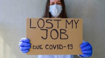 fired due to covid