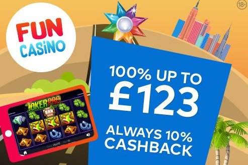 fun casino bonus offer