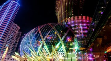 macau casinos losses