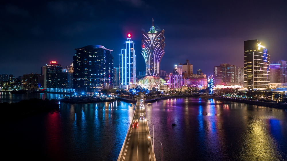 macau casinos lost