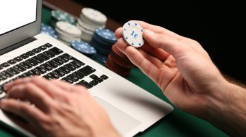 online casinos financial outputs