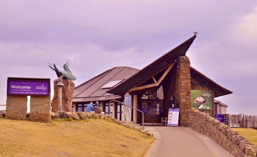 scottish seabird center