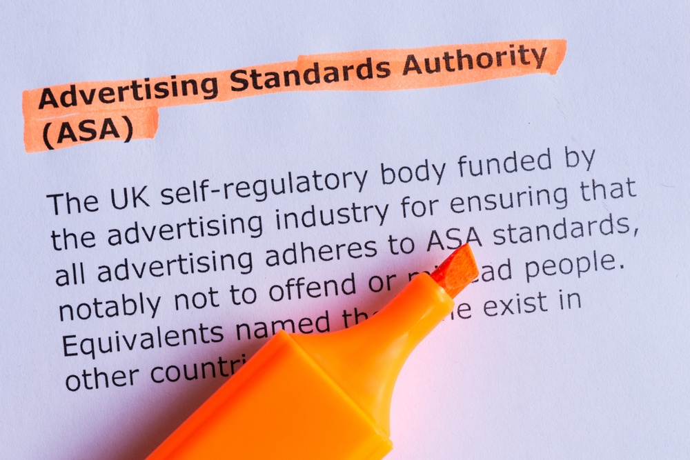 Advertising Standards Authority