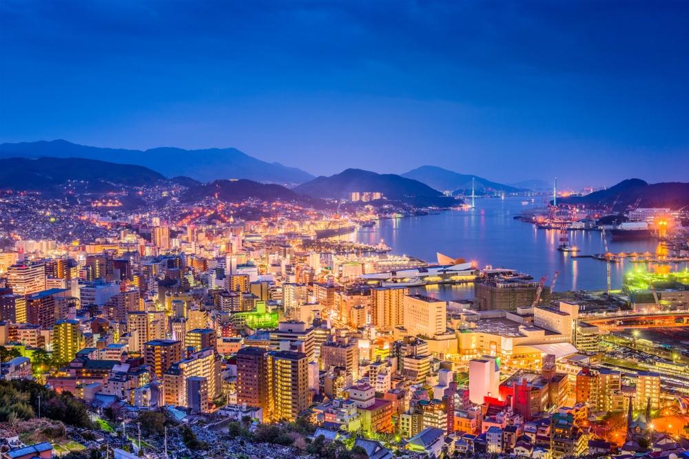 Nagasaki Jepang