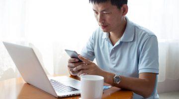 tindakan keras perjudian online cina