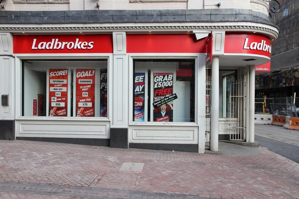 ladbrokes revenue fall