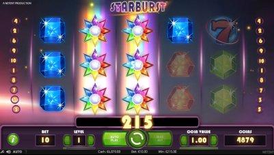 starburst slot screenshot