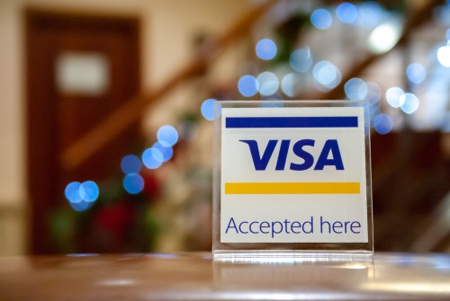 why choose visa as a payment method