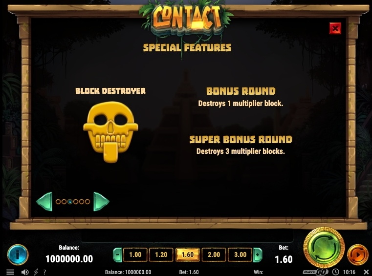 contact - slot - features1