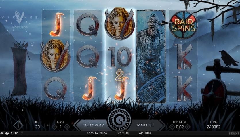 vikings slots design and graphics1