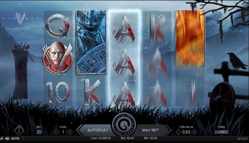 vikings slots design and graphics2