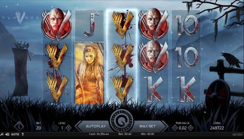 vikings slots design and graphics3