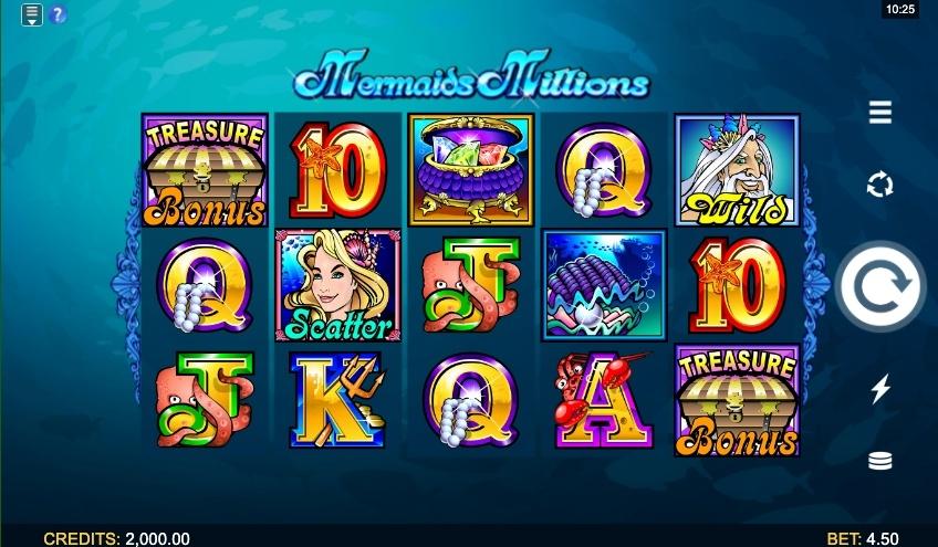 mermaids-millions-slot-design-and-graphics